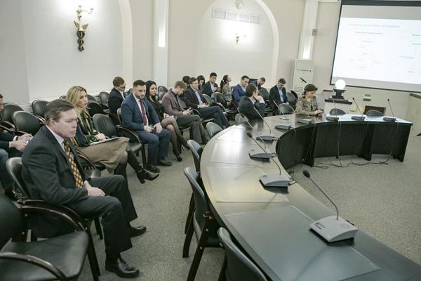 Круглый стол Комитета и ТПП РФ  «Биржевые инструменты для предприятий малого и среднего бизнеса»